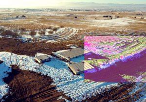 interpretación termográfica Red del CY2 en Madrid. 2021. ©Arialtech