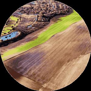 Prospecciones con drones para implantación de proyectos greenfield. Aerial Técnica
