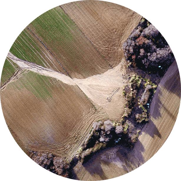 Inspecciones de peritación agrícola aérea. ©ArerialTecnica