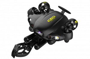 Brazo robotico del QYSEA Fifish PRO V6 PLUS