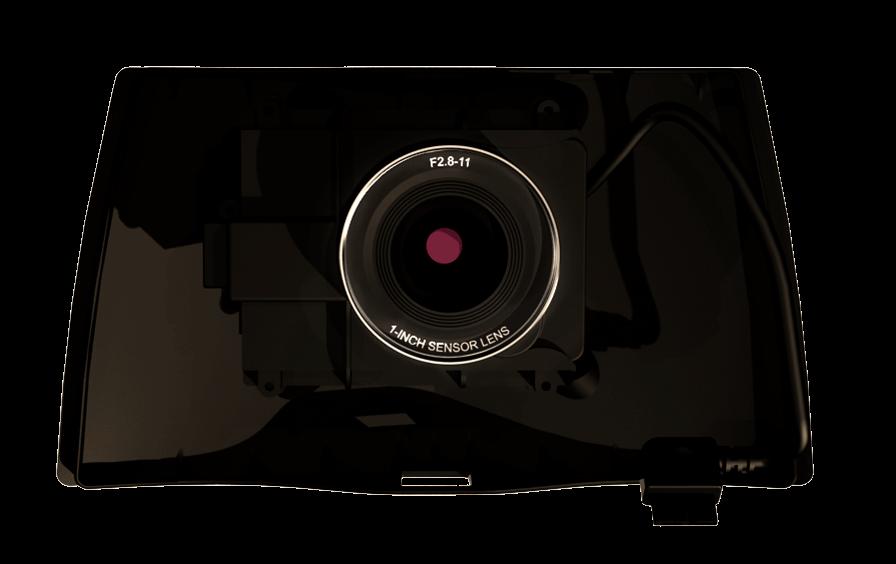SenseFly S.OD.A. es un sensor y cámara especialmente diseñado para capturas detalladas desde el aire.