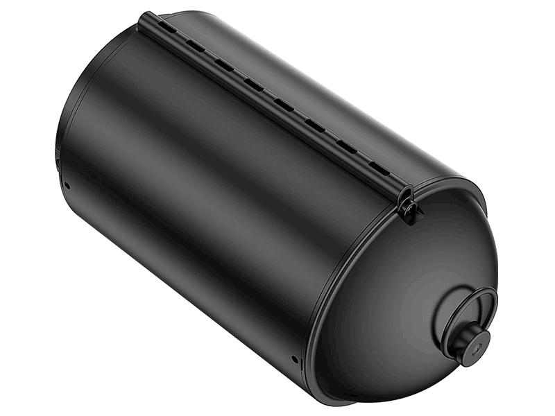 Batería intercambiable de 700 Wh.