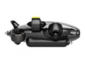 QYSEA Fifish PRO V6 PLUS- Vista lateral